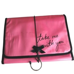 Victoria Secret Hanging Cosmetic Travel Case
